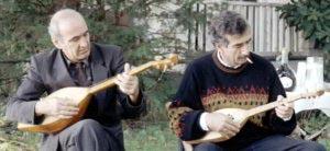 Pandouri georgien (Rustavi ensemble)