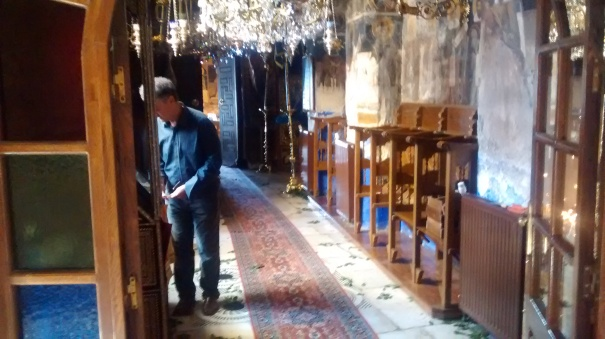 Mont Athos, octobre 2015 - un clic pour agrandir