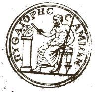 Pythagore de Samos. Extrait de la couverture de